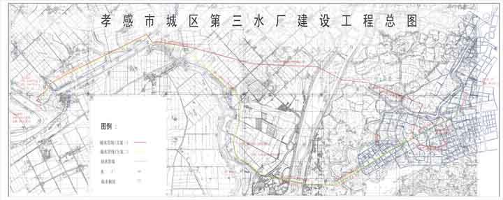 湖北省孝感市城区第三水厂新建工程简介
