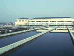 省市各路媒体聚集第三水厂建成通水