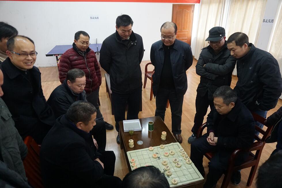 公司2016年职工乒乓球、象棋赛...